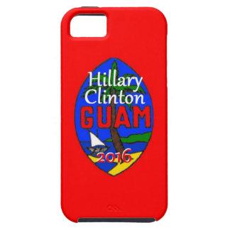 クリントングアム2016年 iPhone SE/5/5s ケース