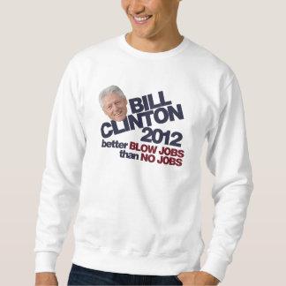 クリントン2012年 スウェットシャツ