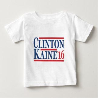 クリントンKaine 16 ベビーTシャツ