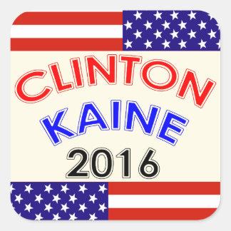 クリントンKAINE 2016年 スクエアシール