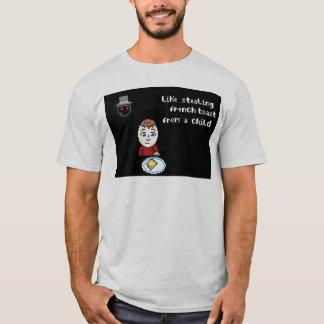 クリーパーのトースト Tシャツ