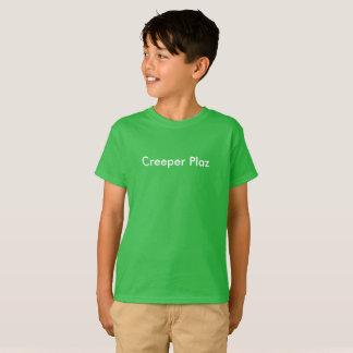 クリーパーのワイシャツ Tシャツ