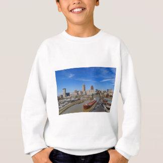 クリーブランドのスカイライン スウェットシャツ