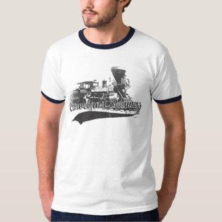 クリーブランドの汽船 Tシャツ