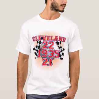 クリーブランドの野球の連勝 Tシャツ