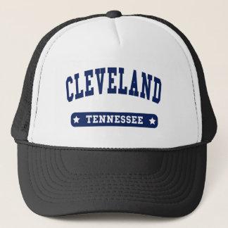 クリーブランドオハイオ州の大学スタイルのTシャツ キャップ