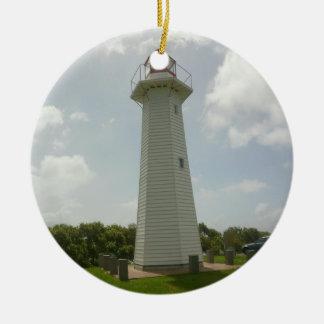 クリーブランドポイント灯台 セラミックオーナメント