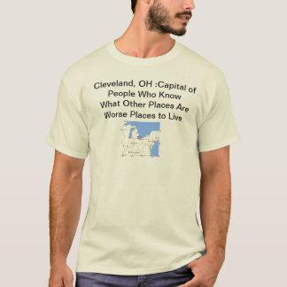 クリーブランド Tシャツ