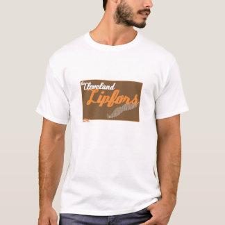 クリーブランドLipfors Tシャツ