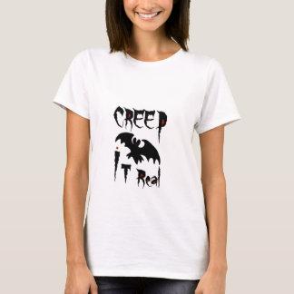 クリープそれ実質のTシャツ Tシャツ