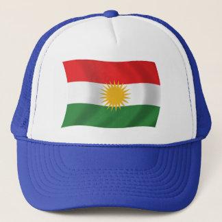 クルジスタンの旗の帽子 キャップ