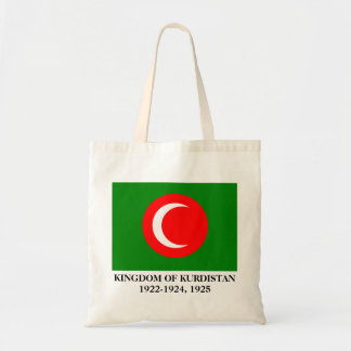 クルジスタンの旗(1922-1924年、1925年)の王国 トートバッグ