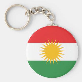 クルジスタンの旗(AlayのクルジスタンかAlaya Rengîn) キーホルダー