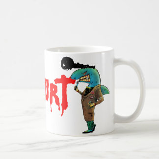 クルトMackナイフ コーヒーマグカップ
