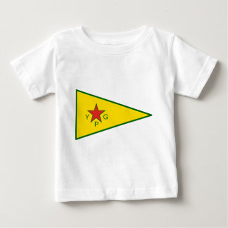 クルドの自由の戦闘機 ベビーTシャツ