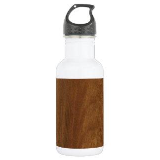 クルミの木製のアメリカの終わりのブランクのblanche + 文字 ウォーターボトル