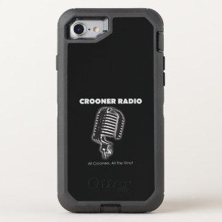 クルーナーの無線のカワウソのiPhone オッターボックスディフェンダーiPhone 8/7 ケース