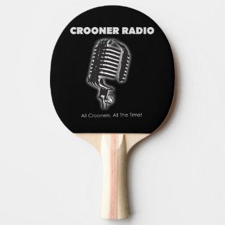 クルーナーの無線の卓球ラケット 卓球ラケット
