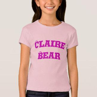 クレアくま Tシャツ