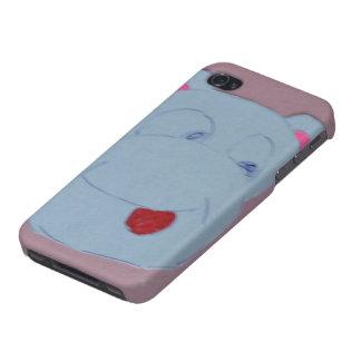 クレアのiPhone 4の光沢のある終わりの場合 iPhone 4/4Sケース