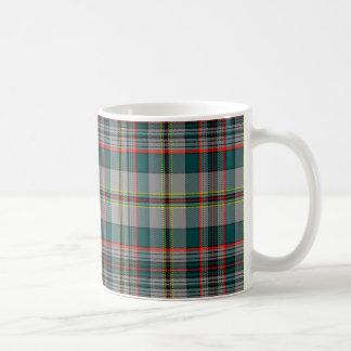 クレイグのスコットランド人のタータンチェック コーヒーマグカップ