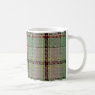 クレイグのタータンチェックのマグ コーヒーマグカップ