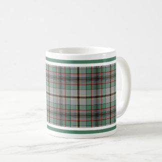 クレイグの一族のスコットランド人のタータンチェック コーヒーマグカップ