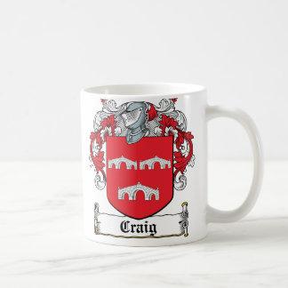 クレイグの家紋 コーヒーマグカップ