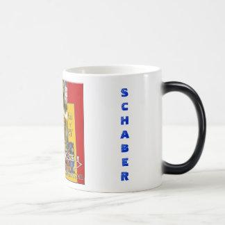 クレイグのSCHABER COFFIEのマグ マジックマグカップ