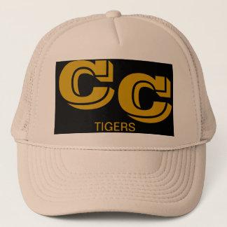 クレイ郡のトラの帽子 キャップ