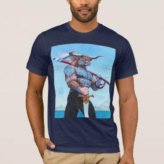 クレタのDaedalus Minotaur Tシャツ