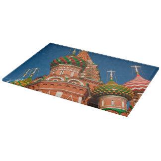 クレムリン、Vasiliyは|モスクワ、ロシアを賛美しました カッティングボード