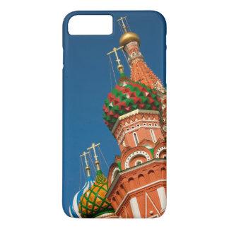 クレムリン、Vasiliyは|モスクワ、ロシアを賛美しました iPhone 8 Plus/7 Plusケース