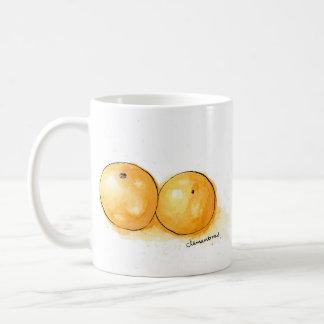 クレメンタイン コーヒーマグカップ