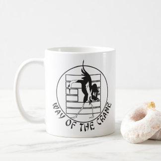 クレーンマグの方法 コーヒーマグカップ