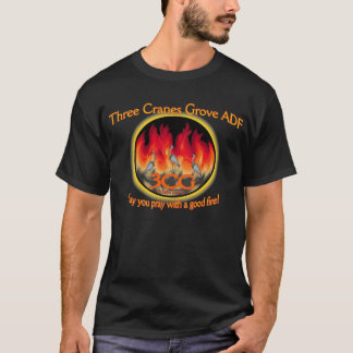 クレーン火 Tシャツ