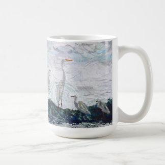 クレーン コーヒーマグカップ