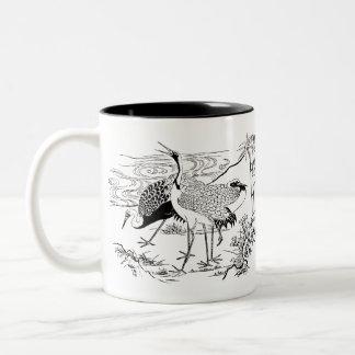 クレーン ツートーンマグカップ