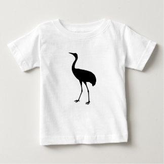 クレーン ベビーTシャツ