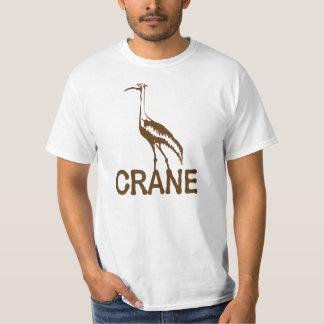 クレーン Tシャツ