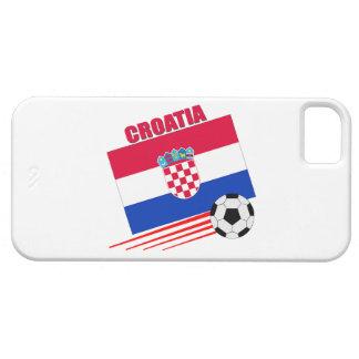 クロアチアのサッカーチーム iPhone SE/5/5s ケース