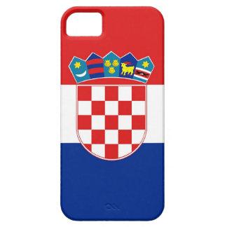 クロアチアの旗とのIPhone 5の場合 iPhone SE/5/5s ケース