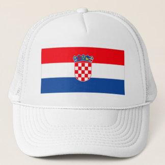 クロアチアの旗 キャップ