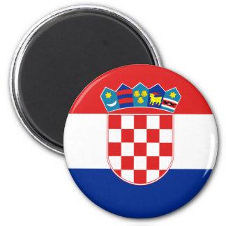 クロアチアの旗 マグネット