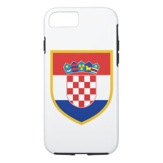 クロアチアの旗 iPhone 8/7ケース
