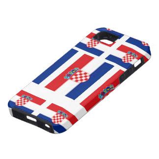 クロアチアの穹窖のVibeのiPhone 5/5Sの場合 iPhone SE/5/5s ケース