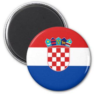 クロアチアの高品質な旗 マグネット