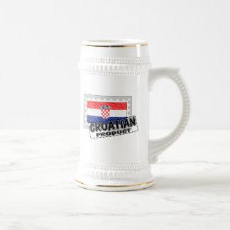 クロアチアプロダクト ビールジョッキ
