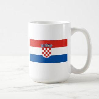 クロアチア コーヒーマグカップ