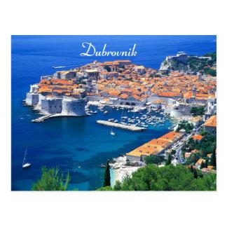 クロアチア-ドゥブロブニク ポストカード
